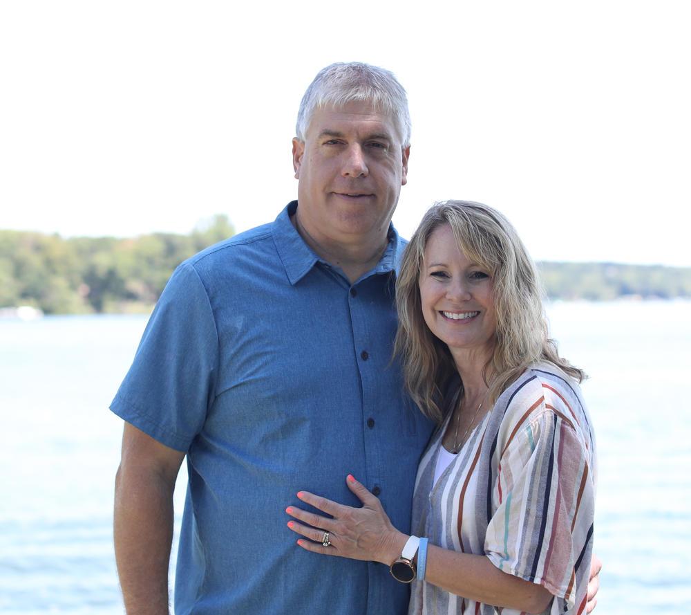 Julie and Dean Jaderston