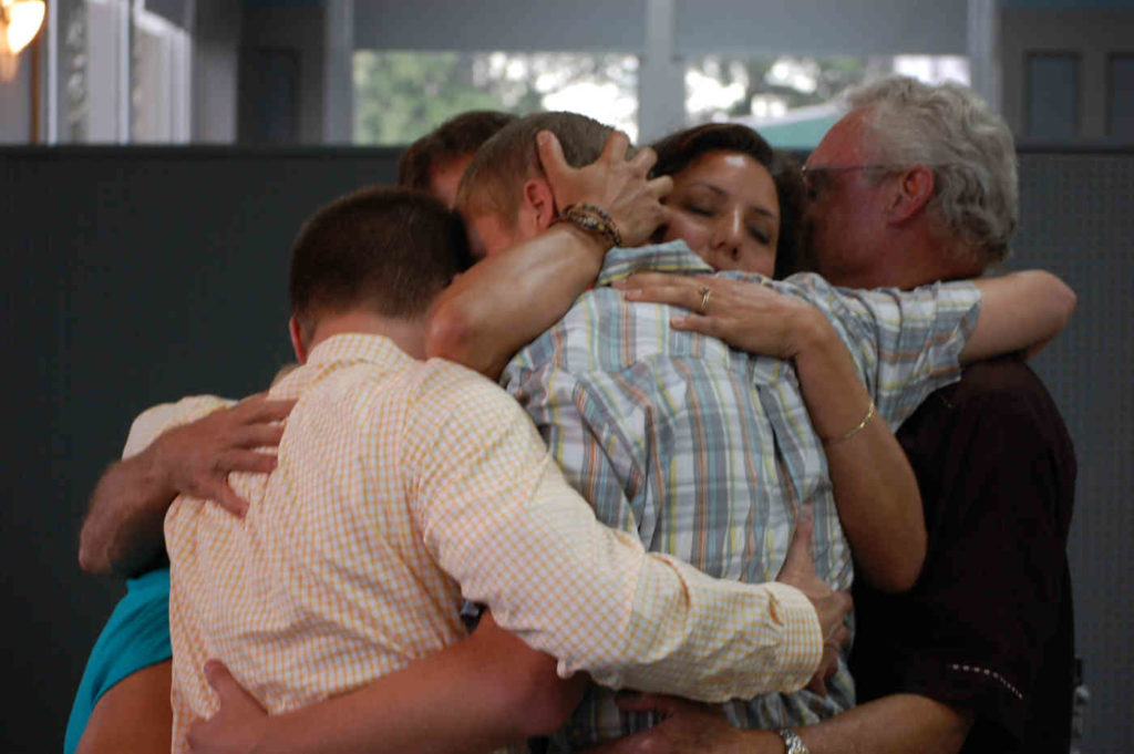 adult program hugs