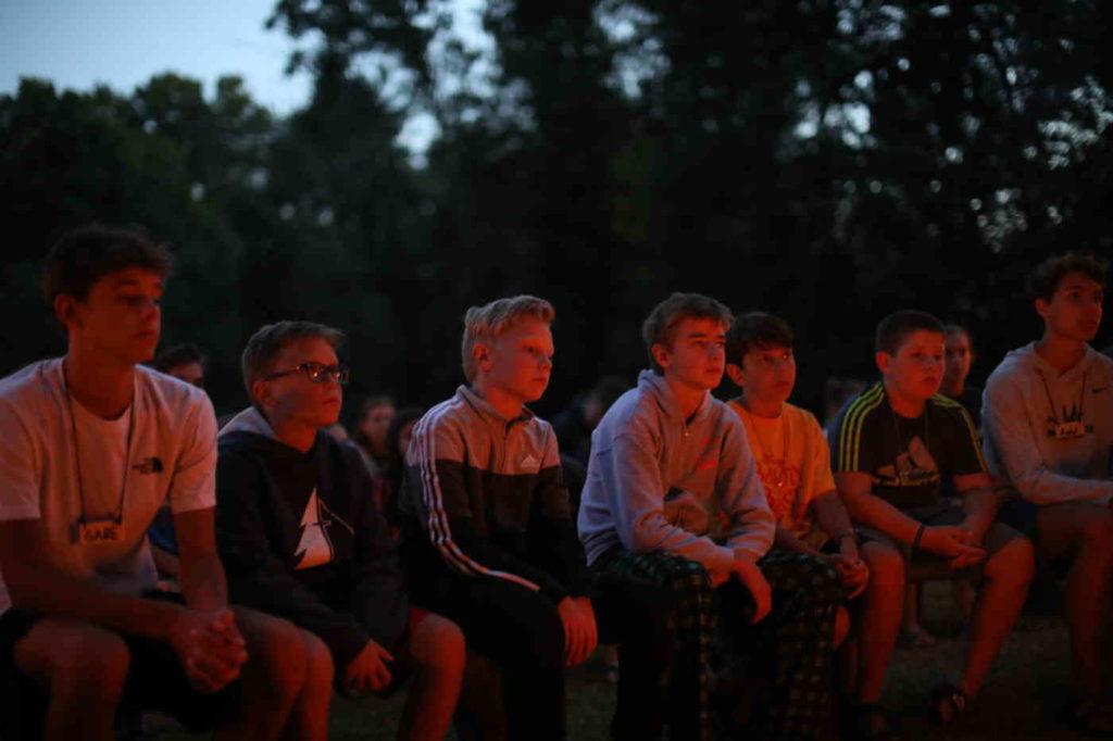wilderness campfire 2